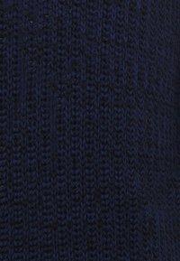 Antony Morato - ROUND COLLAR MELANGE WITH BACK COLLAR TAPE - Jumper - bluette - 2