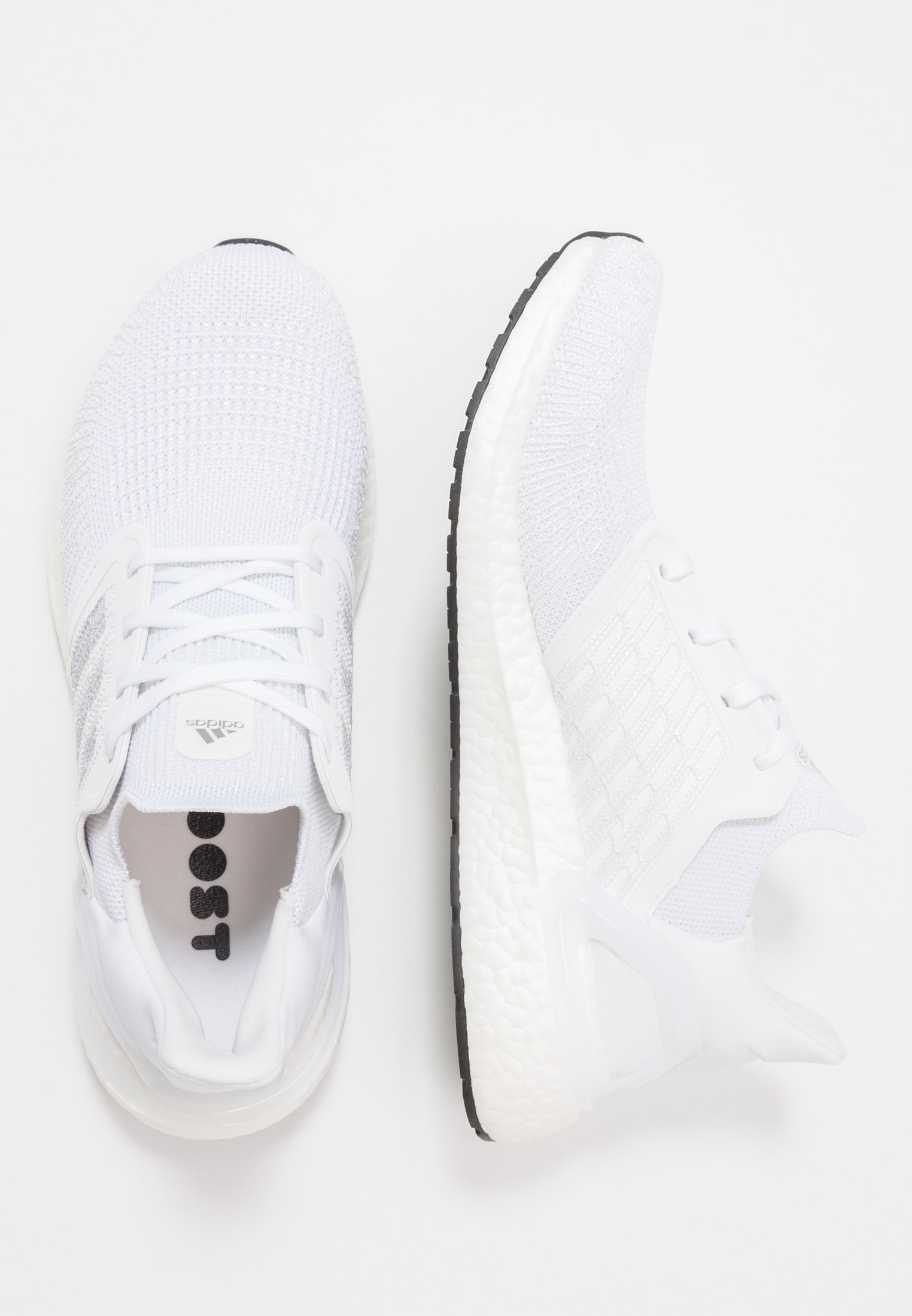 ULTRABOOST 20 PRIMEKNIT RUNNING SHOES Laufschuh Neutral footwear whitecore black