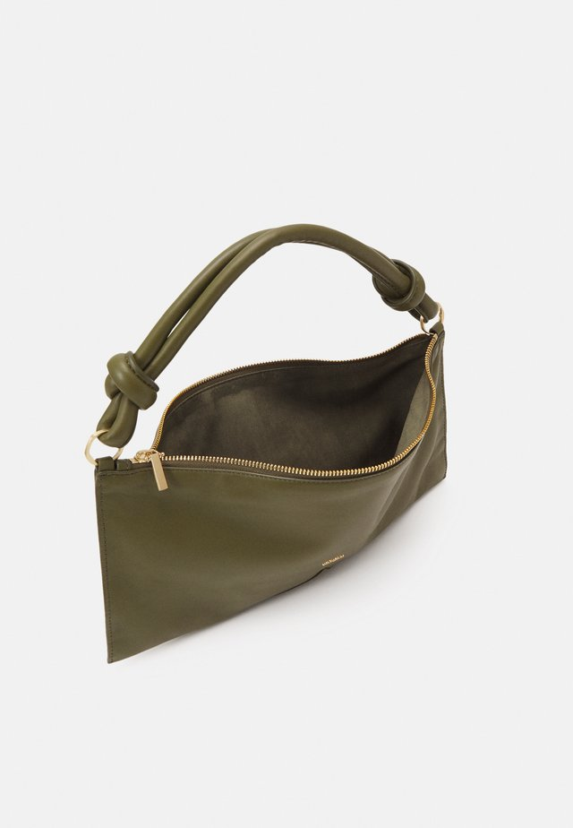 HERA MINI SHOULDER - Handbag - olive