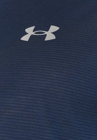 Under Armour - STREAKER - T-shirt - bas - dark blue - 10