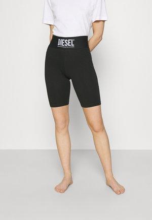 UFLB-FAUSTIN - Pyjama bottoms - black
