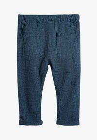 Next - Teplákové kalhoty - blue - 1