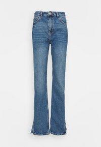 PULL&BEAR - Džíny Straight Fit - blue - 6