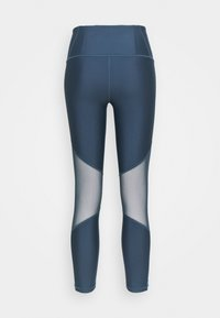 Under Armour - Tights - mechanic blue - 7