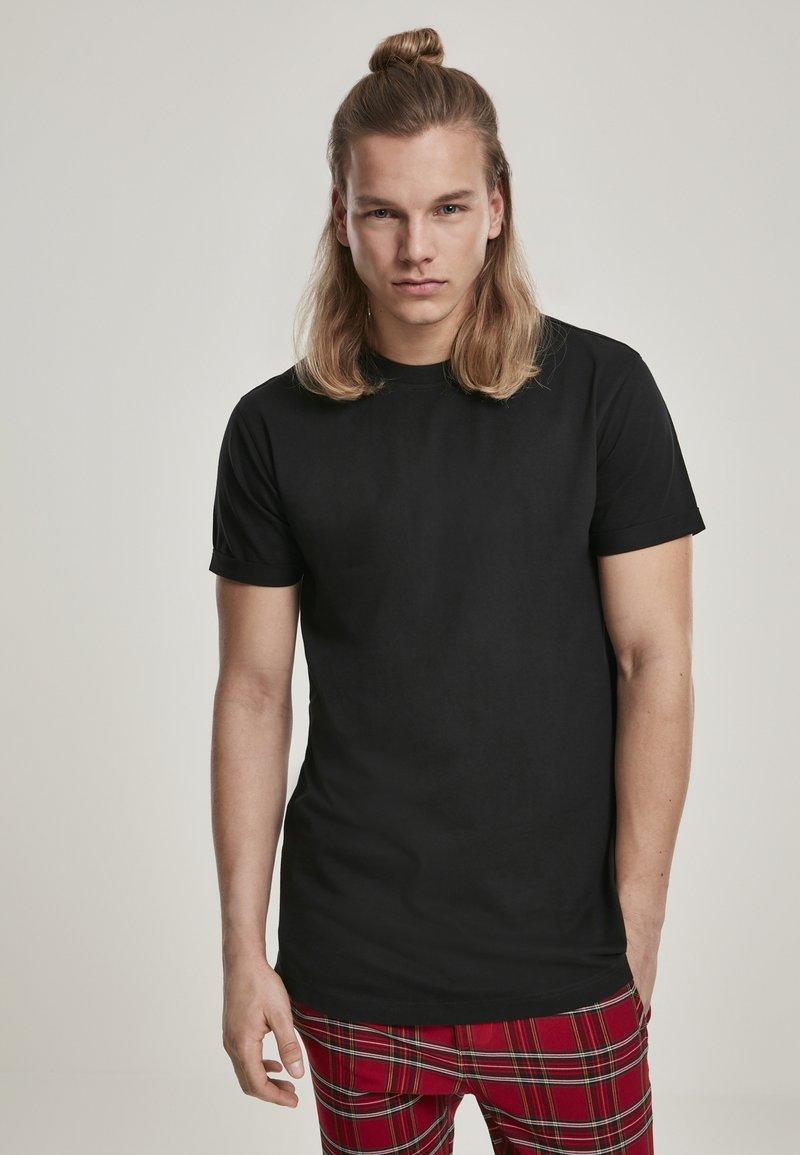Urban Classics - T-shirt basic - black