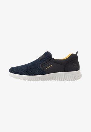 Loafers - schwarz/pazifik