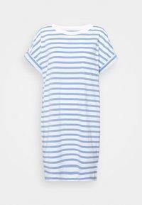 GAP - TEE - Jersey dress - blue - 0