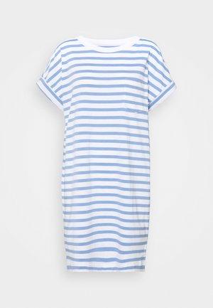 TEE - Vestido ligero - blue