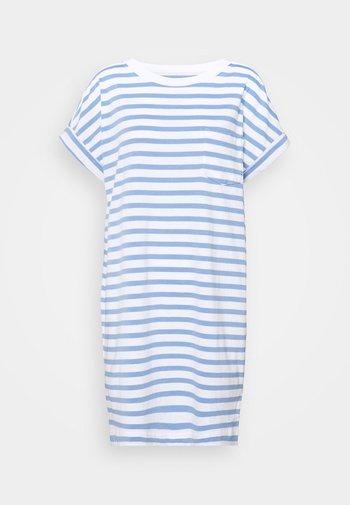 TEE - Jersey dress - blue