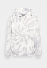 GAP - TIE DYE HOOD - Sweatshirt - grey - 4