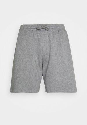 Szorty - mid grey marl