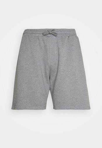 Shorts - mid grey marl