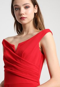 WAL G. - Vestito lungo - red - 4