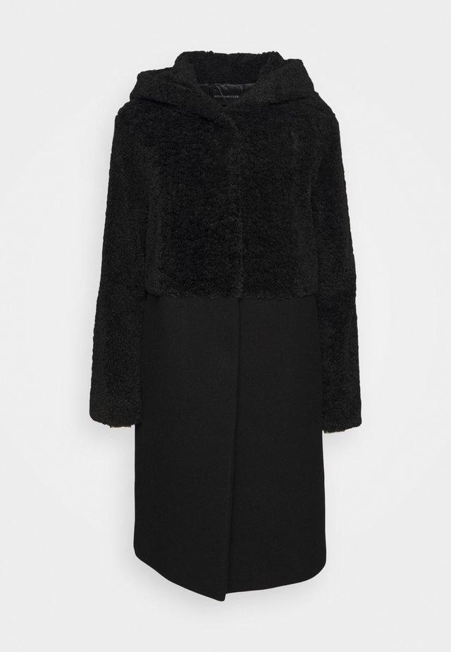 DALIDA - Classic coat - schwarz