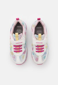 Geox - PAVEL GIRL - Sneakers basse - white/multicolor