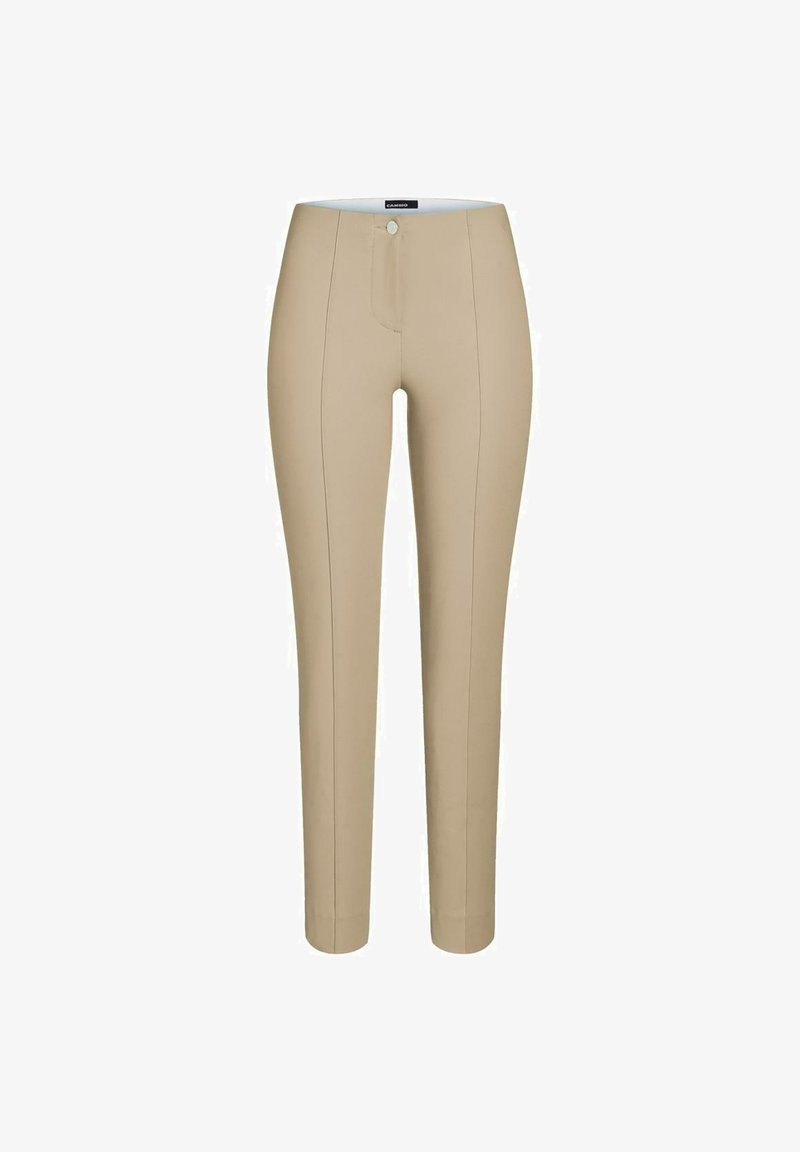 Cambio - Trousers - sandy dust
