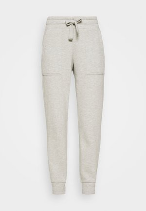 LUCIA  - Tracksuit bottoms - grey marl