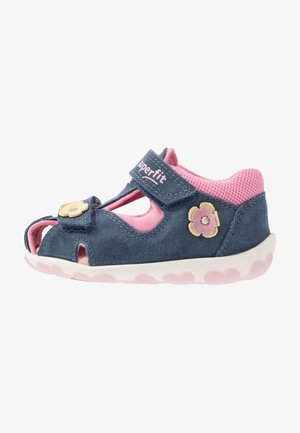 FANNI - Baby shoes - blau