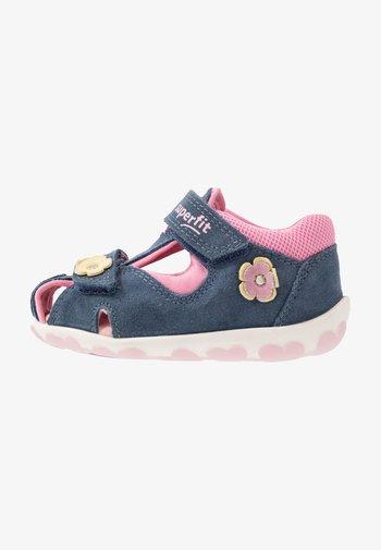 FANNI - Baby shoes - blau