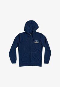 Quiksilver - Zip-up sweatshirt - sargasso sea - 3