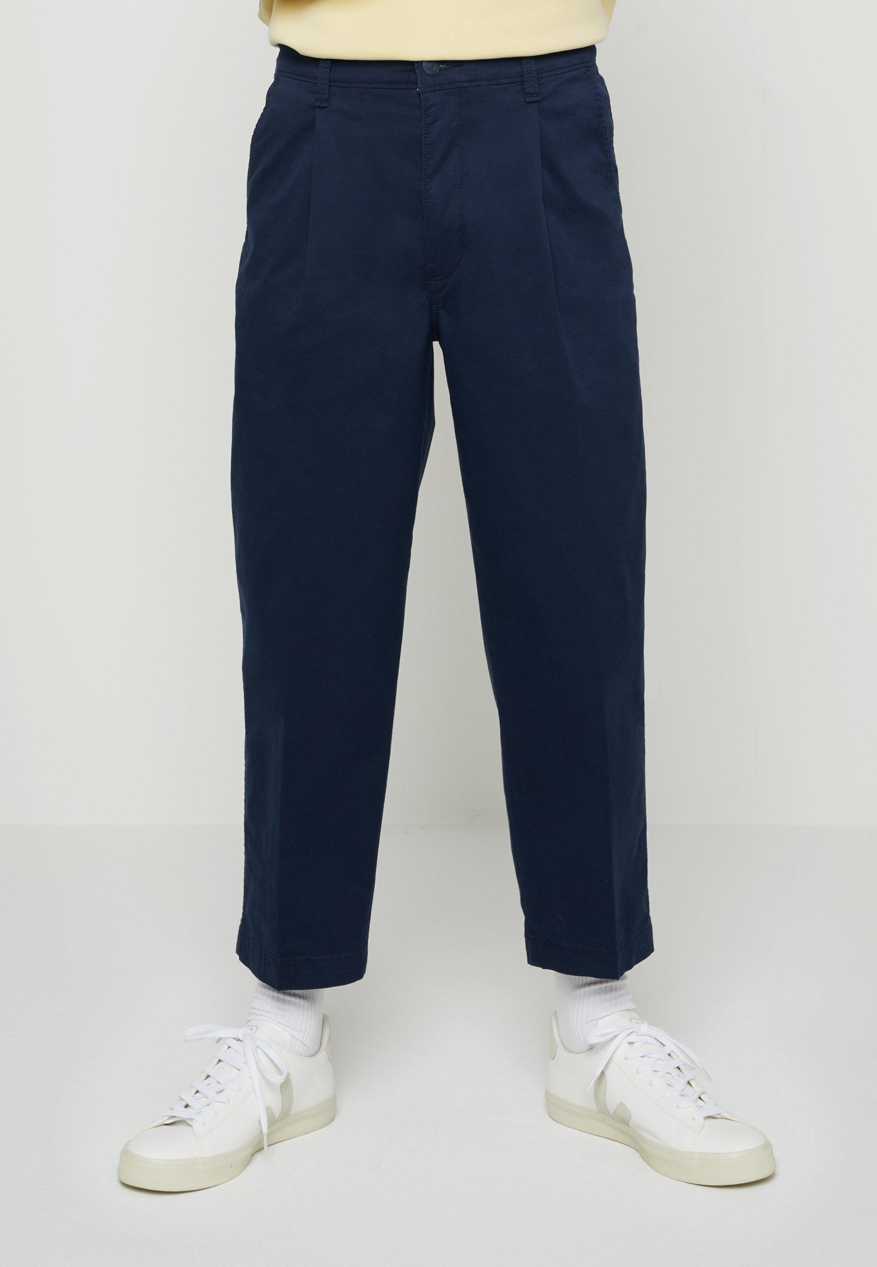 Homme STAY LOOSE CROP - Pantalon classique