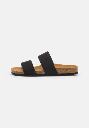 OSLO - Pantofle - black