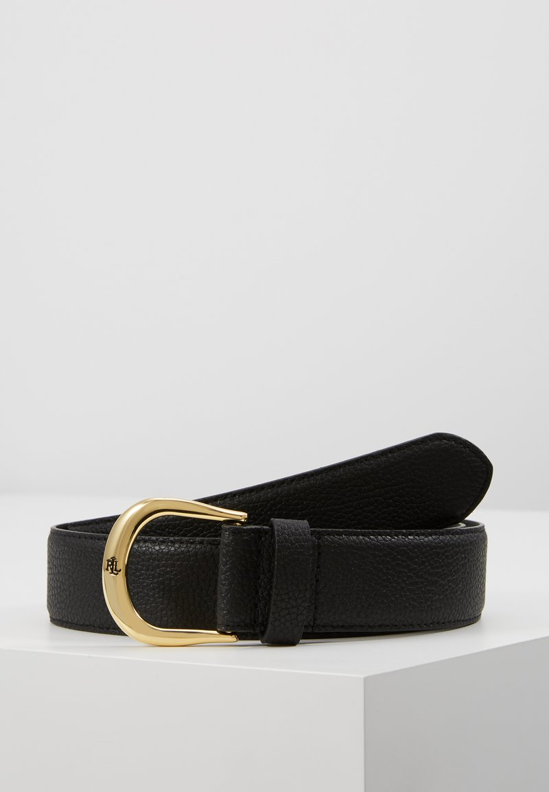 Lauren Ralph Lauren - CLASSIC KENTON - Belt - black