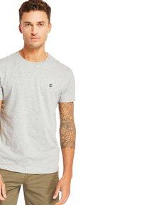 Timberland - 3PACK - Basic T-shirt - grey - 2