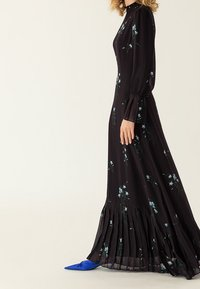 IVY & OAK - PLISSÉ - Maxi dress - black - 2