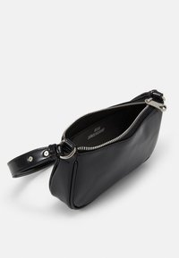 Becksöndergaard - PATENT MONI BAG - Handbag - black - 2