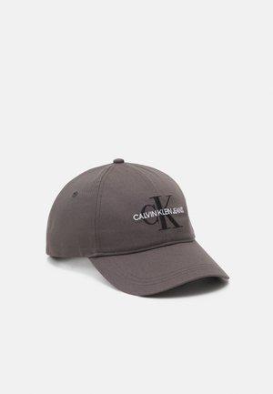 MONOGRAM UNISEX - Cap - gray