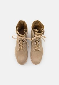 Belstaff - STORM BOOT - Lace-up ankle boots - beige - 3