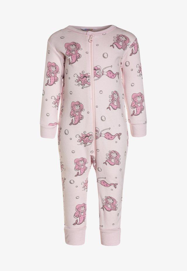 NIGHTSUIT FUSS BABY - Pyjama - rose
