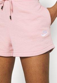 Nike Sportswear - Shorts - pink glaze/white - 4