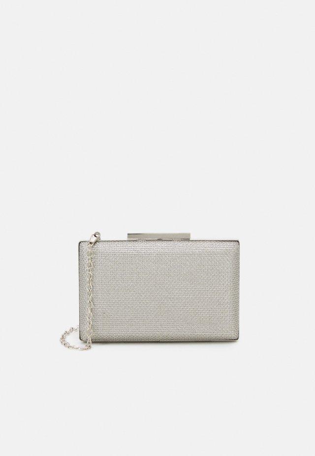 BOX BAG FOREVER - Psaníčko - silver-coloured