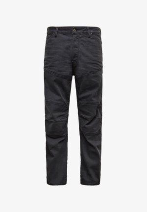 5620 3D RELAXED - Relaxed fit jeans - dry waxed pebble grey