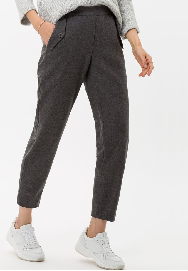 STYLE MAREEN S - Trainingsbroek - light grey
