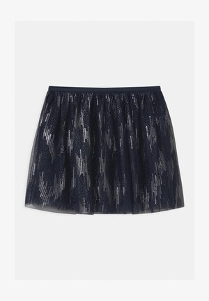 NKFVERNY  - Mini skirt - dark sapphire
