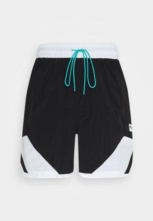 PARQUET - Pantaloncini sportivi - black