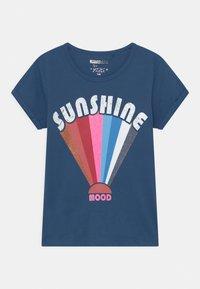 Staccato - TEEN - T-shirts print - deep ocean - 0