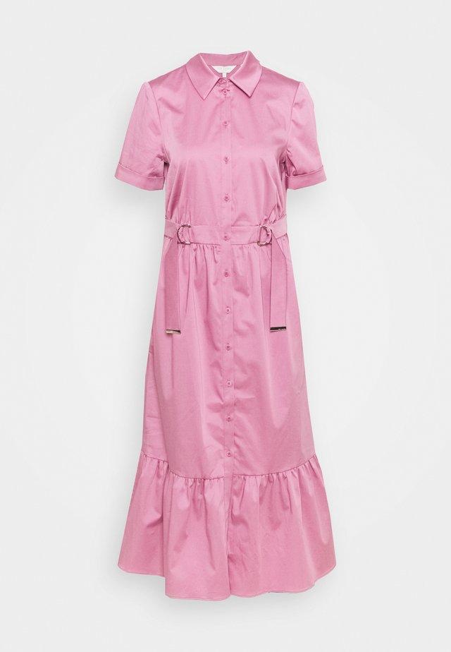 LUUCIIY - Shirt dress - mid pink