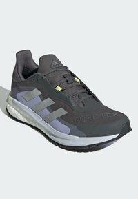 adidas Performance - SOLAR GLIDE 4  - Neutral running shoes - grey - 1