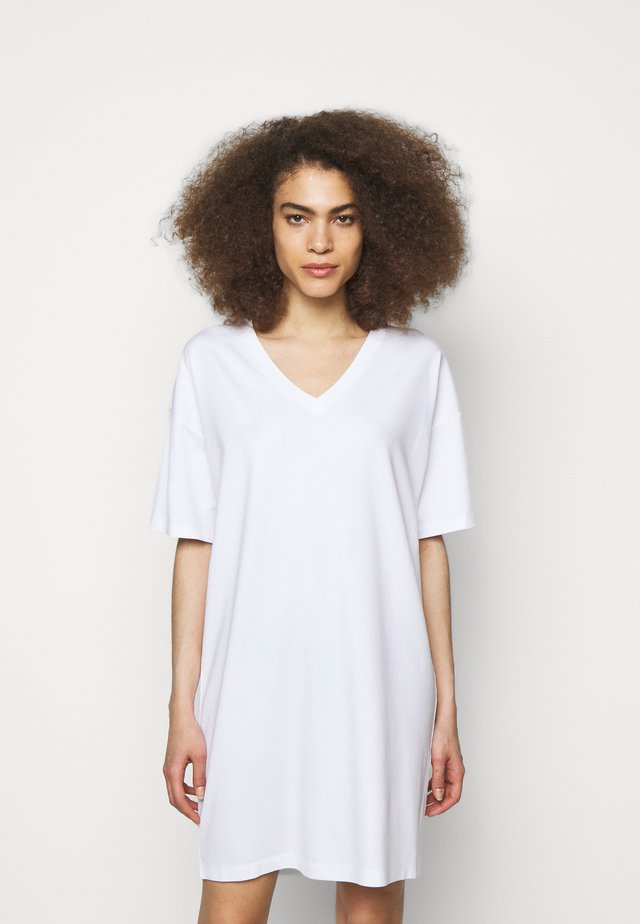 KABELLE - Sukienka z dżerseju - weiss