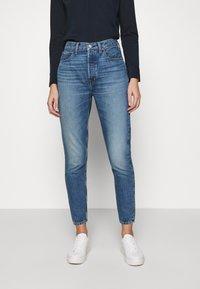 Ética - ALEX - Slim fit jeans - blue lagoon - 0