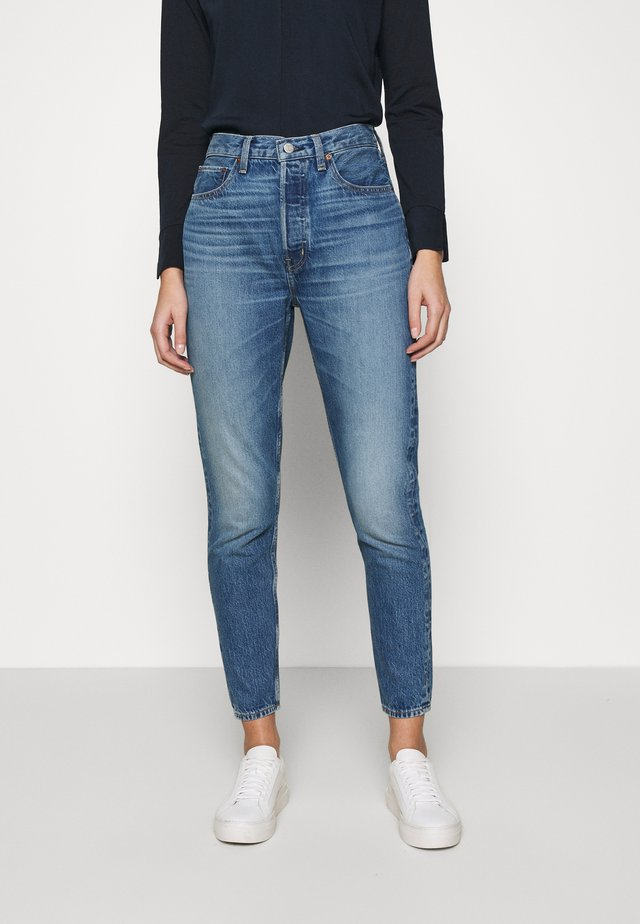 ALEX - Jeans slim fit - blue lagoon