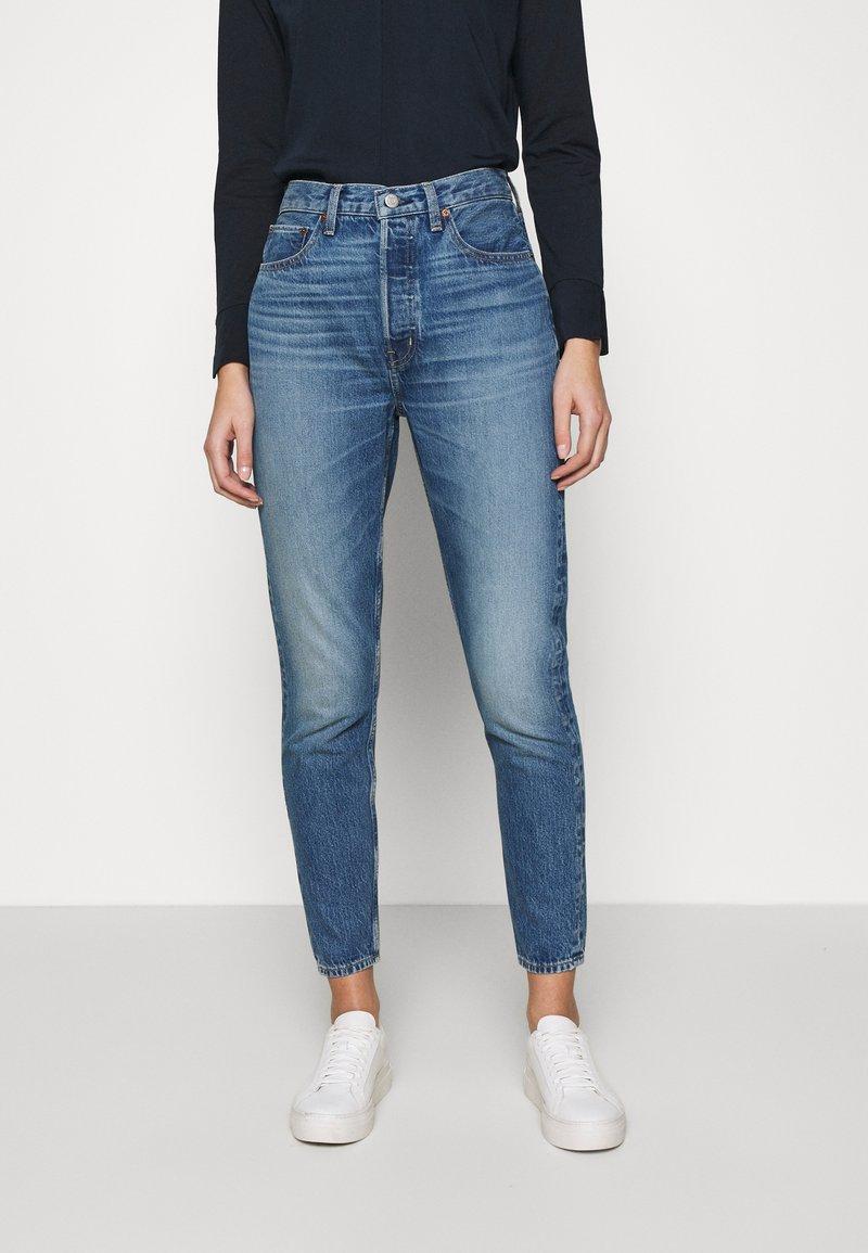Ética - ALEX - Slim fit jeans - blue lagoon