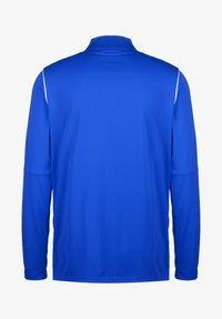 Nike Performance - PARK - Training jacket - royal blue / white - 1