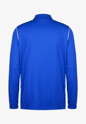 PARK - Training jacket - royal blue / white
