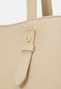 Even&Odd - Shoppingveske - beige - 3