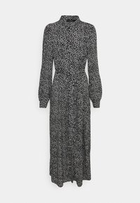 Vero Moda Tall - VMVICA SHIRT DRESS - Maxi dress - black - 4